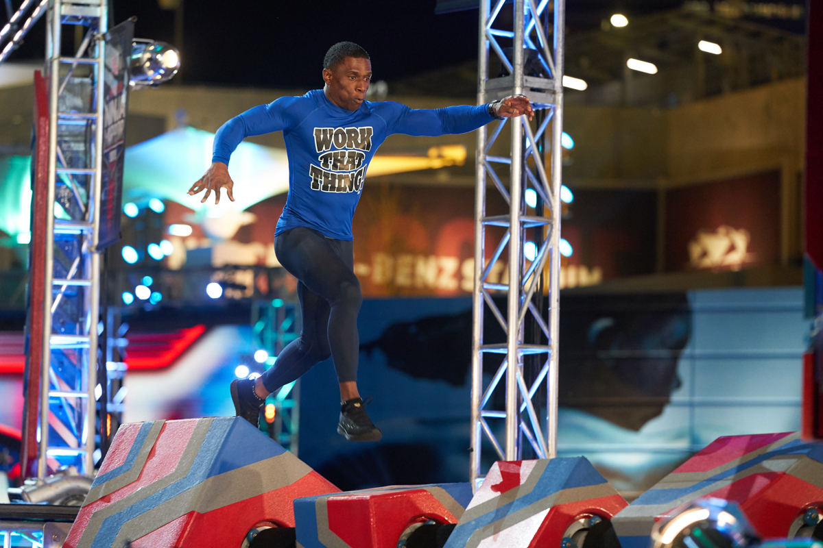 American Ninja Warrior Atlanta