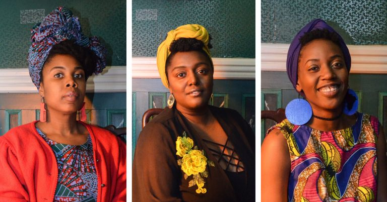 """TILA Studios exhibition Daisy Chain is a """"homecoming"""" of black women artists"""