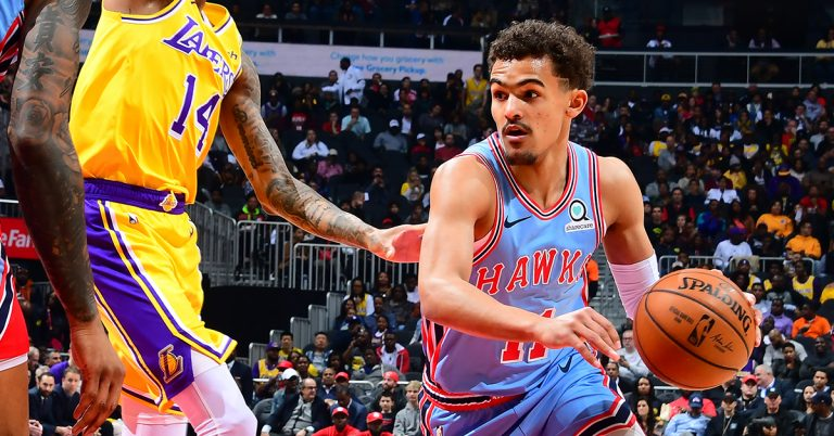 Atlanta's Trae Young should be the NBA Rookie of the Year. Here's why.