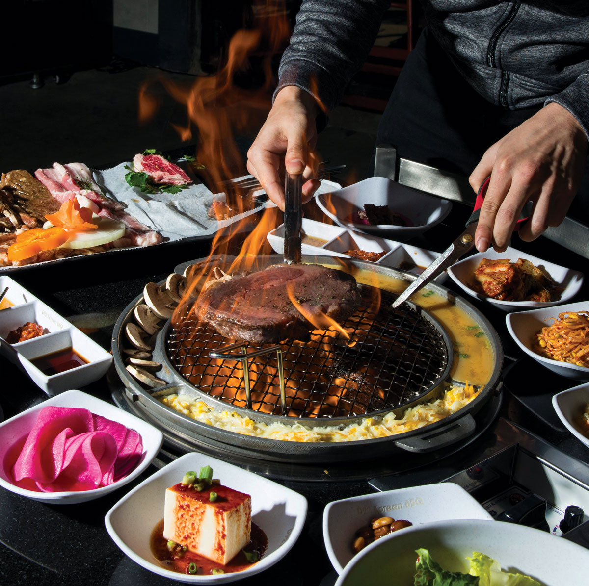 75 Best Restaurants in Atlanta: D92 Korean BBQ