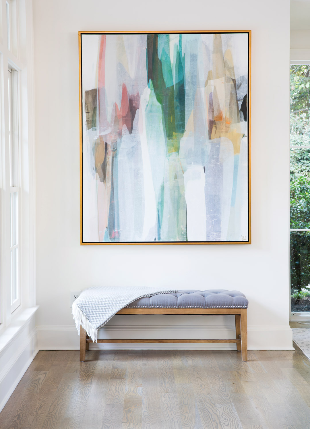 Gallerist Gregg Irby S Remodeled Buckhead Home Is A