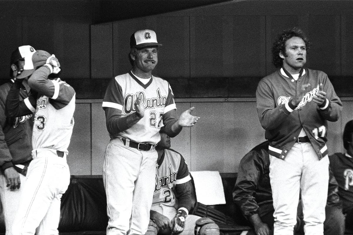 Circa: Ted Turner Braves