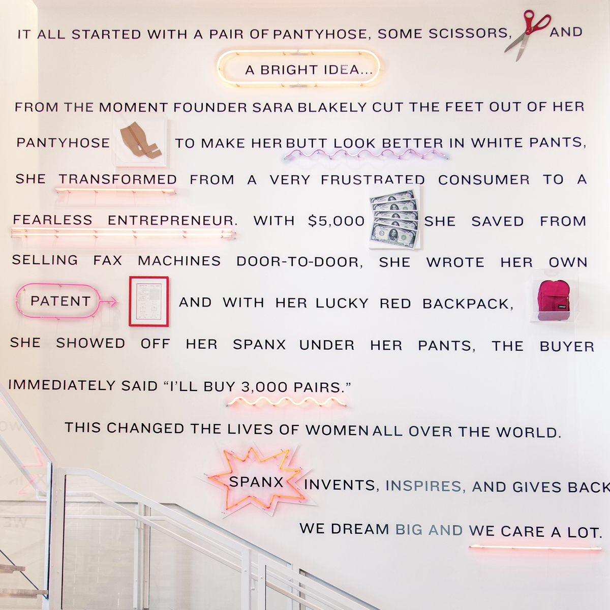 The Way We Work: Spanx
