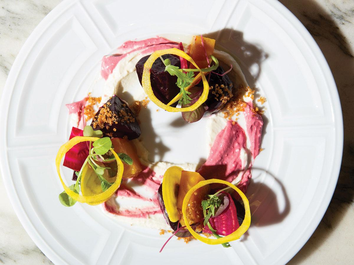 75 Best Restaurants in Atlanta: Aria