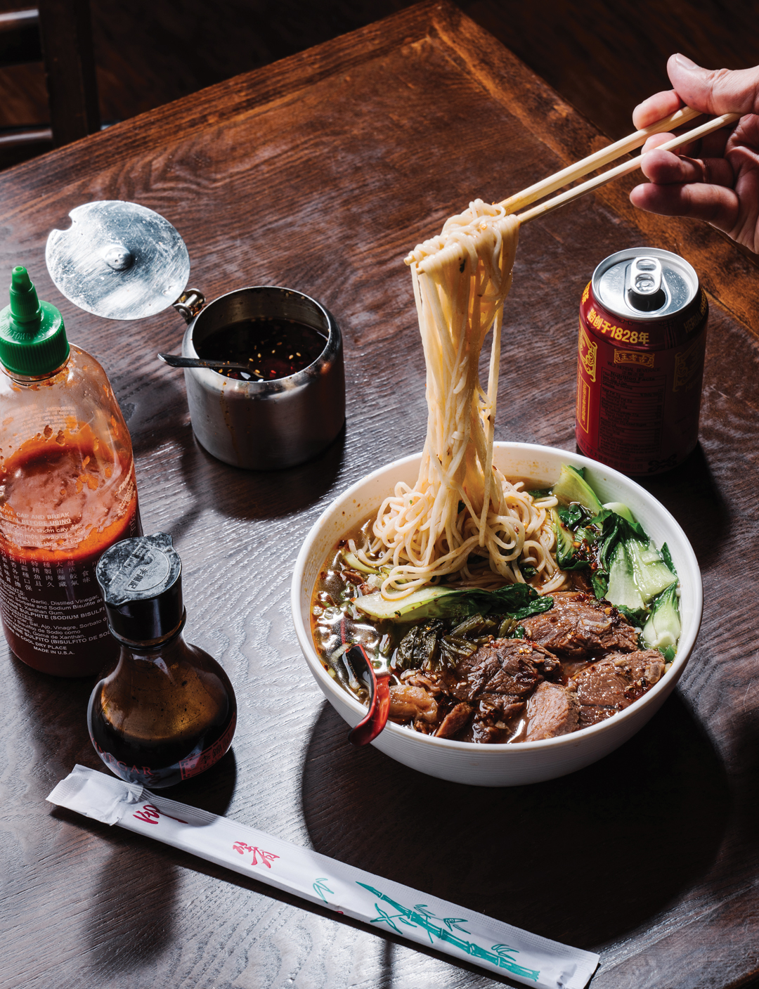 75 Best Restaurants in Atlanta: Lanzhou Ramen