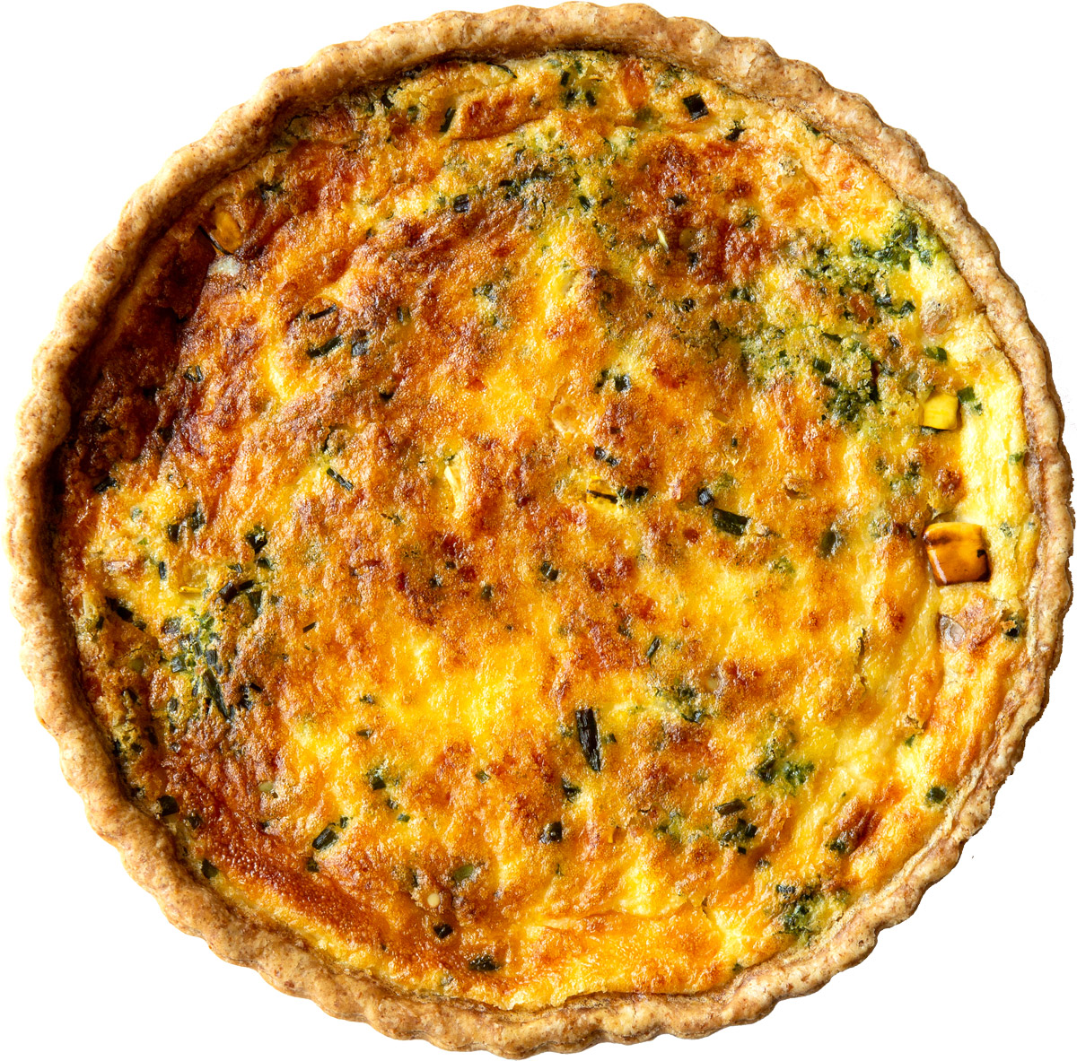 Christiane Chronicles: Long live quiche