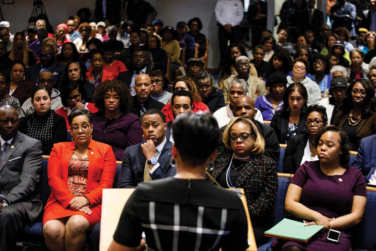 Defining Atlanta Mayor Keisha Lance Bottoms