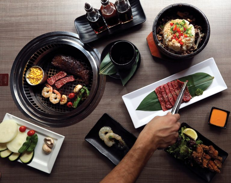 Review: Japanese barbecue chain Gyu-Kaku gives Atlantic Station some dining cred