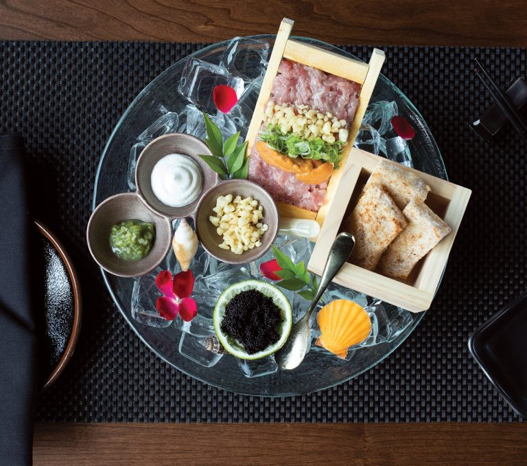 Review: District M brings ambitious, high-end Japanese to Sandy Springs