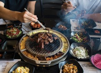 75 Best Restaurants in Atlanta: 9292 Korean BBQ