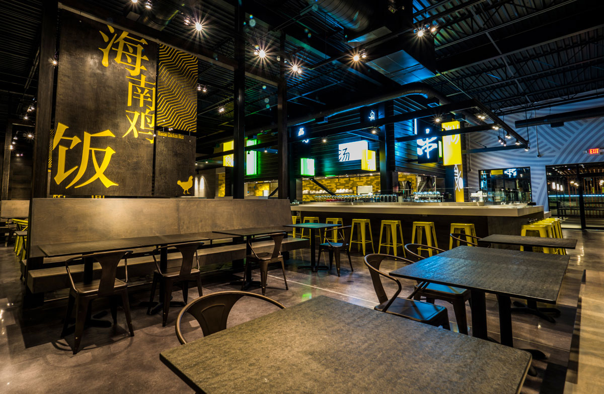 75 Best Restaurants in Atlanta: Food Terminal