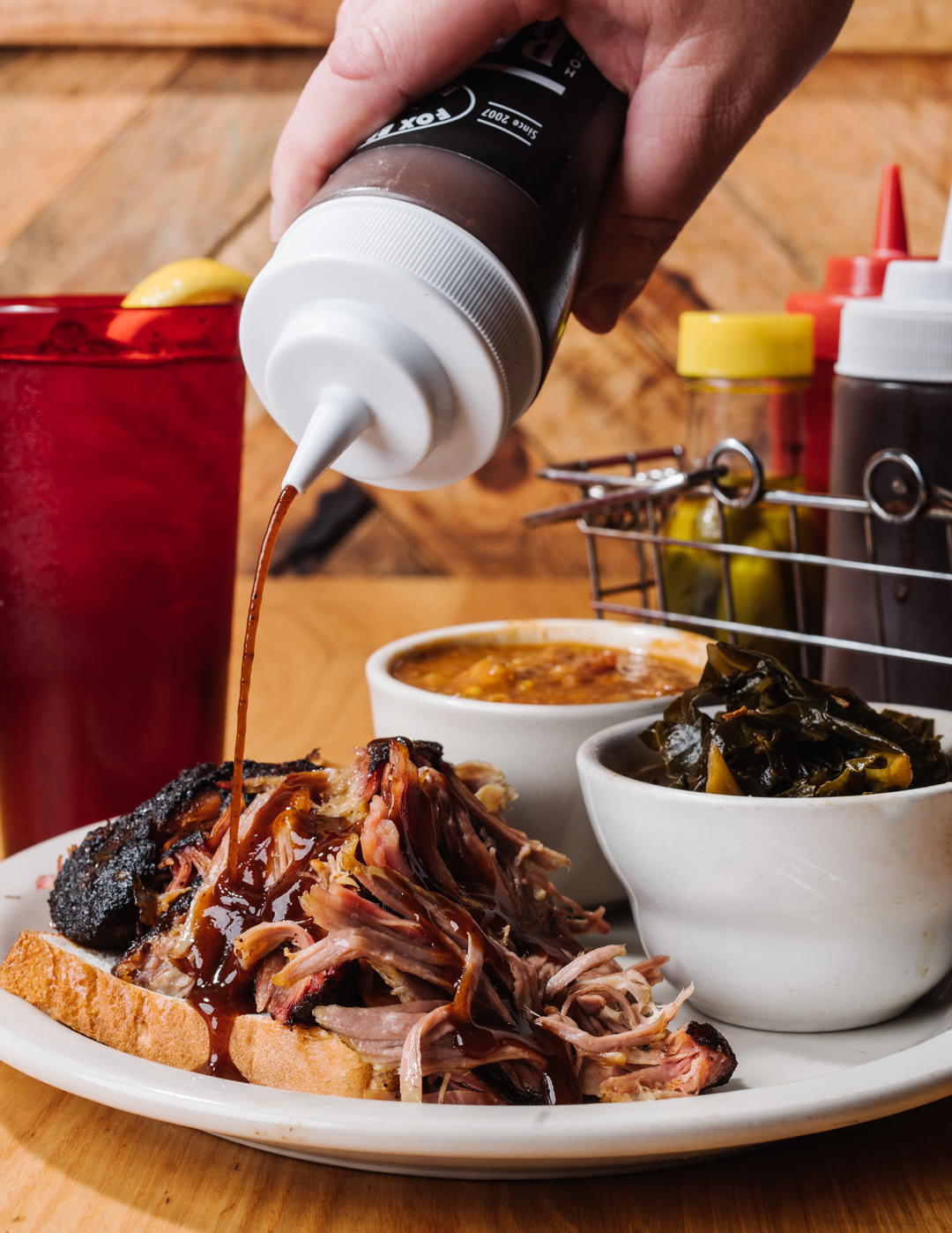 75 Best Restaurants in Atlanta: Fox Bros. Bar-B-Q