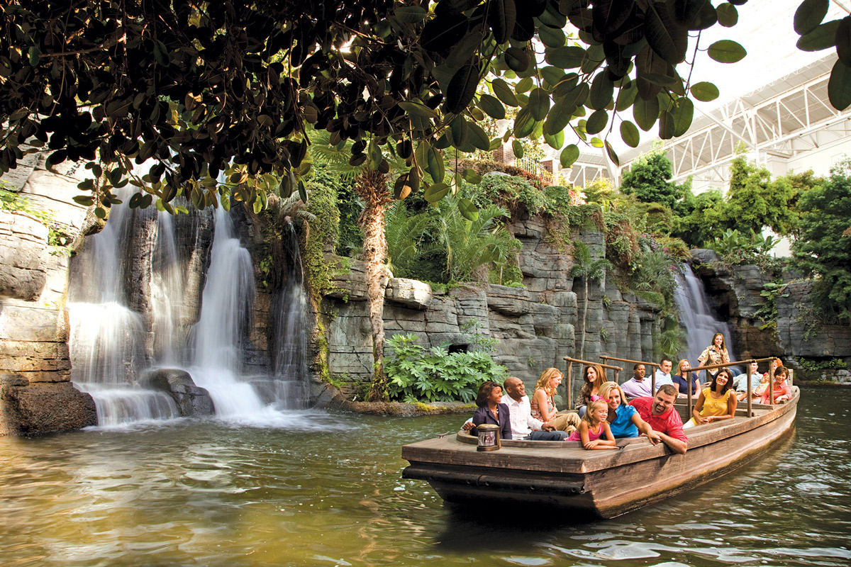 Gaylord Opryland Resort's SoundWaves