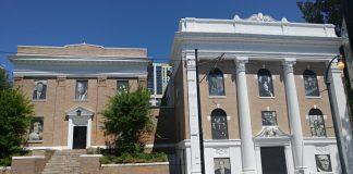 Windows Speak Atlanta Life Insurance Sweet Auburn