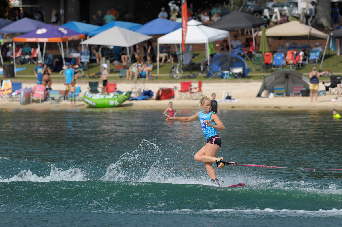 Memorial Day Weekend events: Masters Water Ski & Wakeboard Tournament