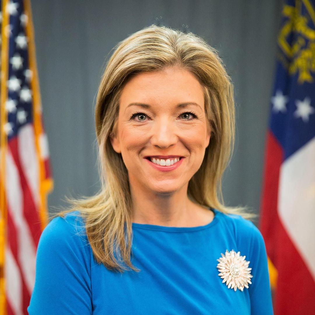 Georgia Senator Jen Jordan