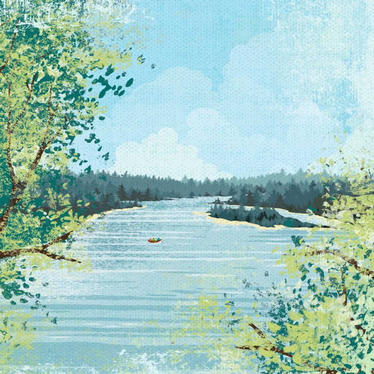 The River Wild: Paddling through a lesser-known side of the mighty Mississippi