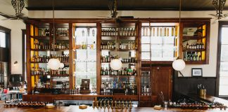 How Kimball House and Ticonderoga Club build their bars