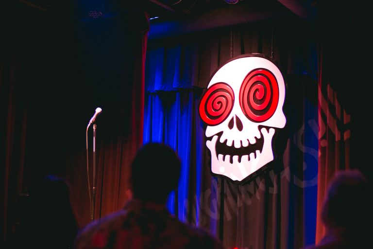 Laughing Skull Comedy Festival celebrates its 10th anniversary