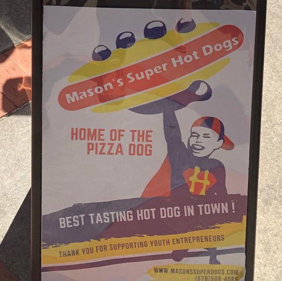 Mason's Super Dogs