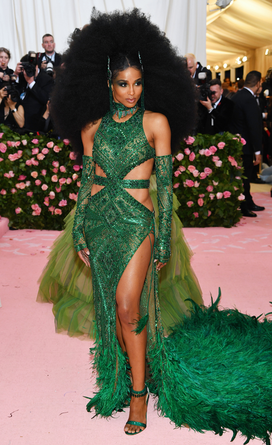 Atlanta celebs at Met Gala 2019