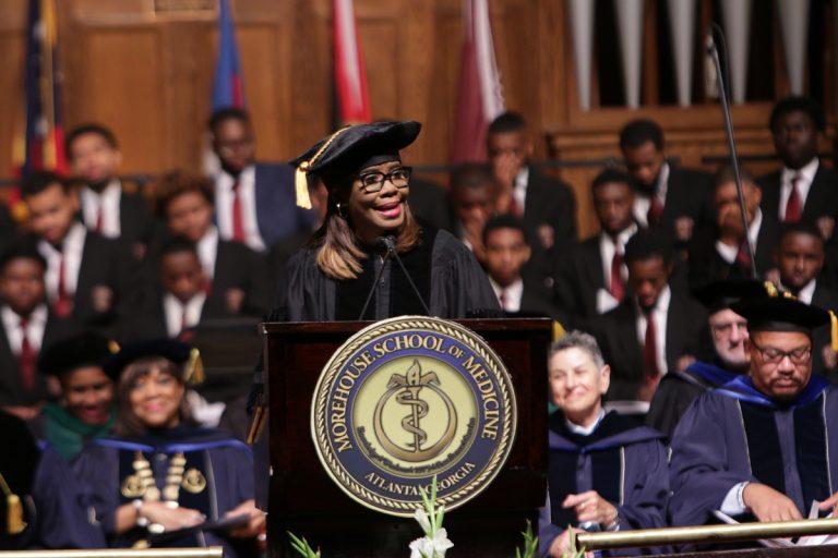 Words of wisdom from 2019's Atlanta University Center graduation speakers