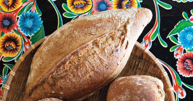 Why is it so hard to bake bread with Georgia wheat?