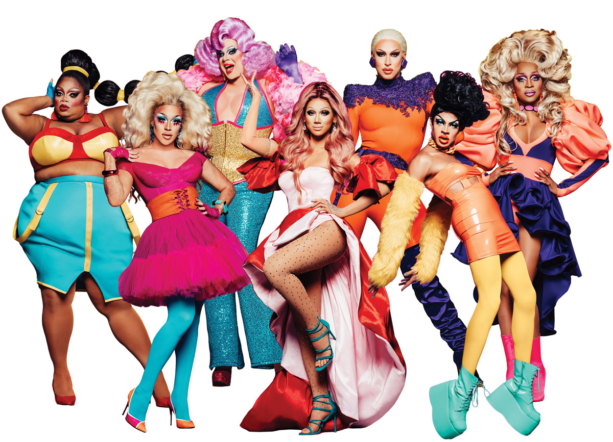 Don't Miss List: Ru Paul Drag Race
