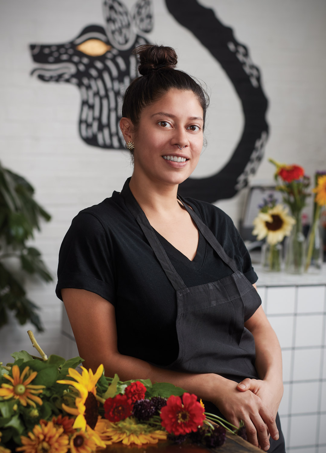 8Arm's Maricela Vega is hosting a dinner to help restore the culture of the tortilla
