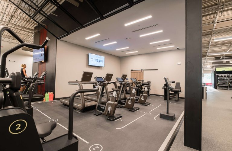 The Refinery, a new boutique gym, uses tech to take circuit training to the next level
