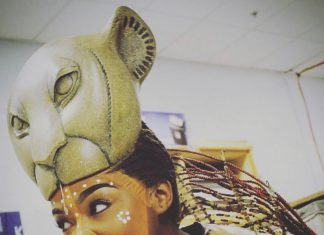 Nia Holloway Lion King