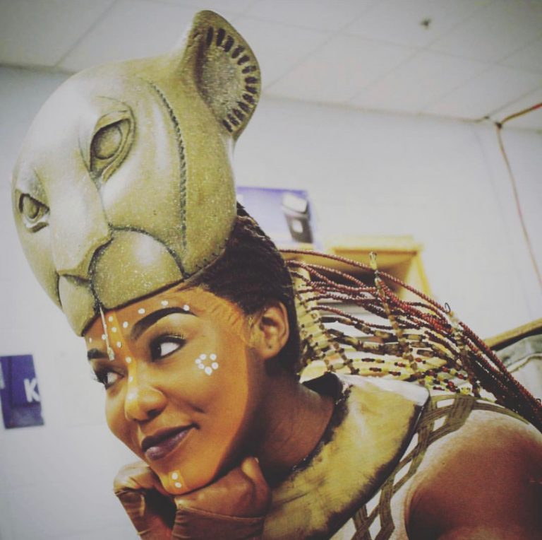 How Lion King actress and Atlanta native Nia Holloway scored her dream role at just 17