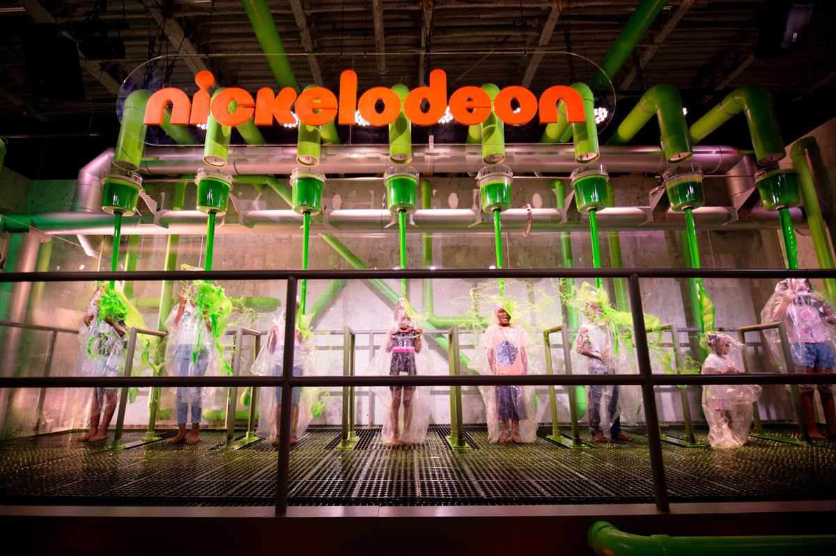 What to know before you visit Nickelodeon Slime City Atlanta