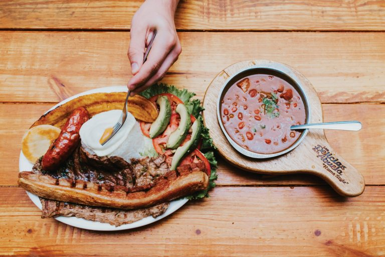 My hunt for a taste of home in Atlanta: the perfect bandeja paisa