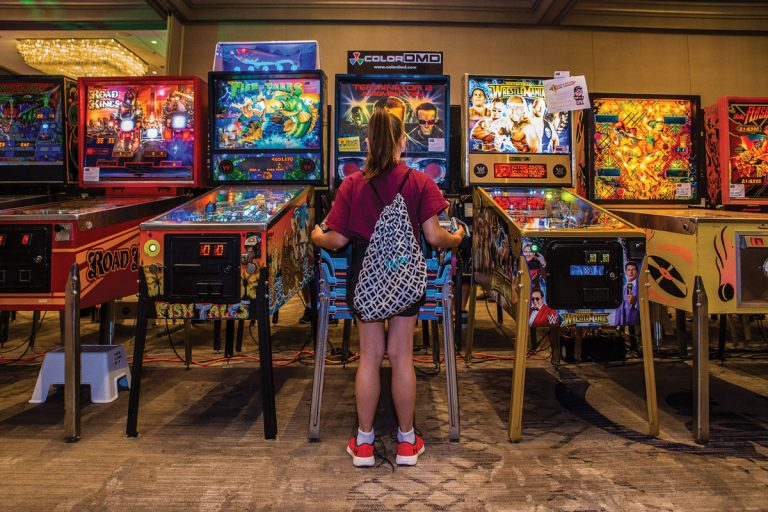 Pinball, Playstations, pro wrestling: The Southern Fried Gaming Expo delivers cheat code nostalgia