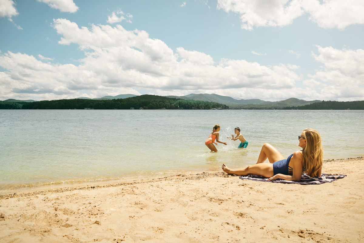 Escape to the Lake: Blue Ridge