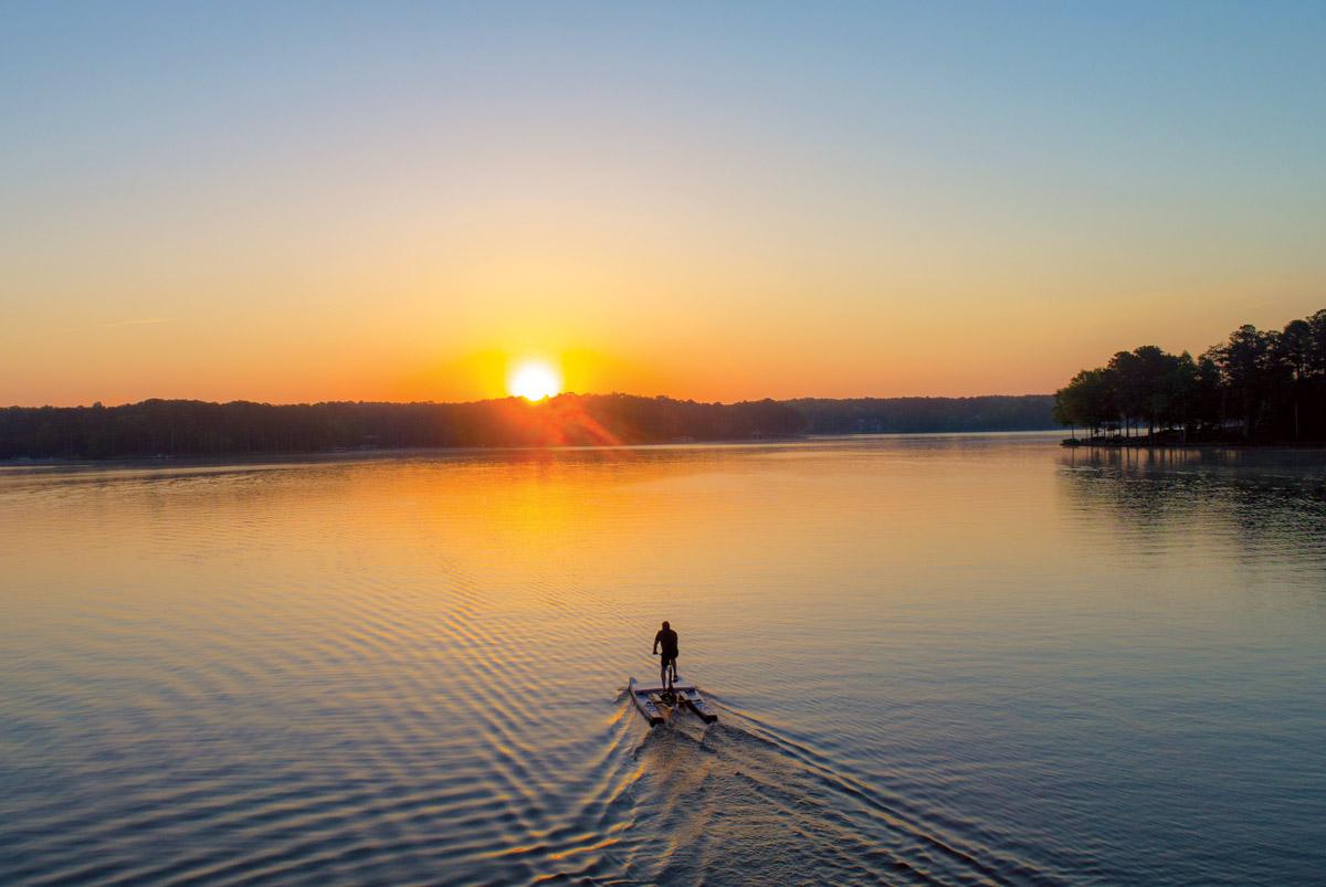 Escape to the Lake: Lake Oconee