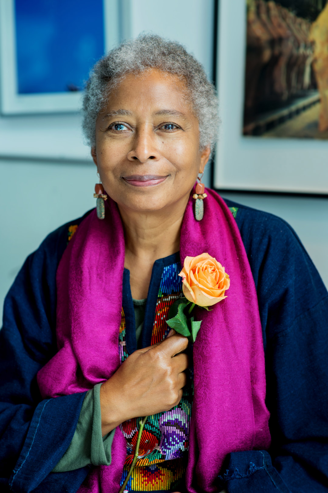 Alice Walker 75th birthday GeorgiaAlice Walker