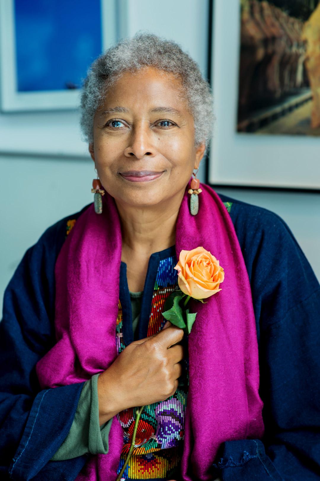 Alice Walker 75th birthday GeorgiaAlice Walker