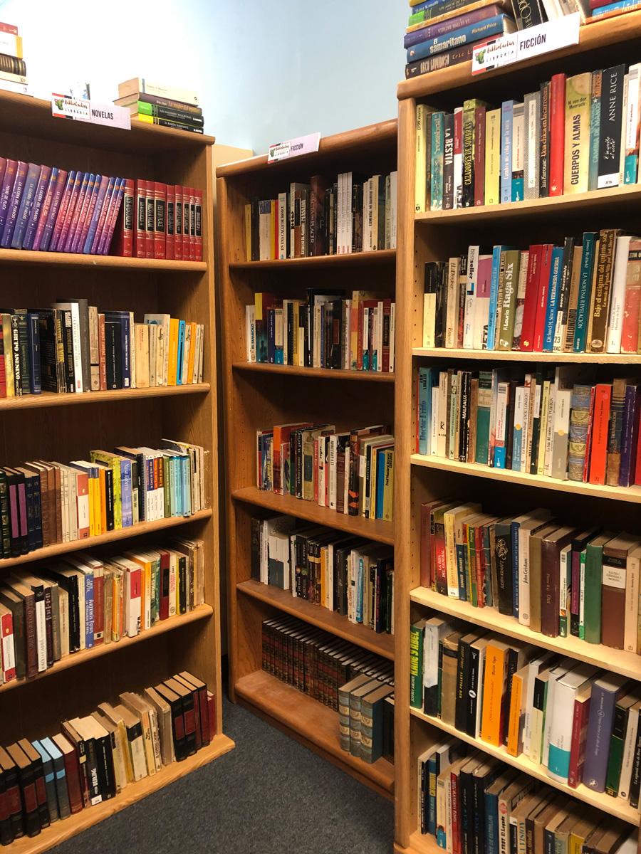 Bibliocactus Latin American Venezuelan bookstore Roswell Georgia