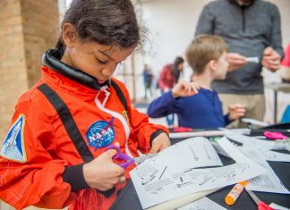 Things to do in Atlanta for the moon landing