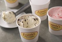 Leopold's Ice Cream 100th anniversary