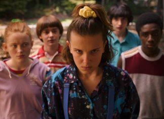 Where did Stranger Things film in Atlanta?