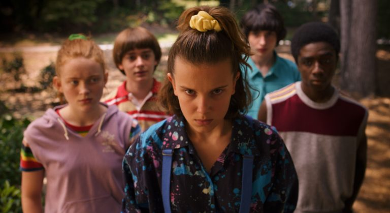 A map of all the places Stranger Things has filmed near metro Atlanta