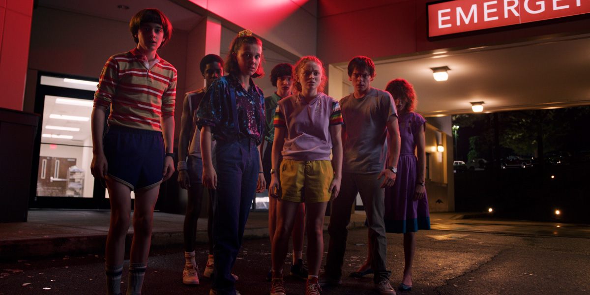Where did Stranger Things film in Atlanta?