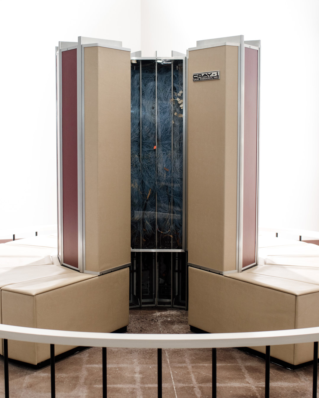 Computer Museum of America - Cray 1A
