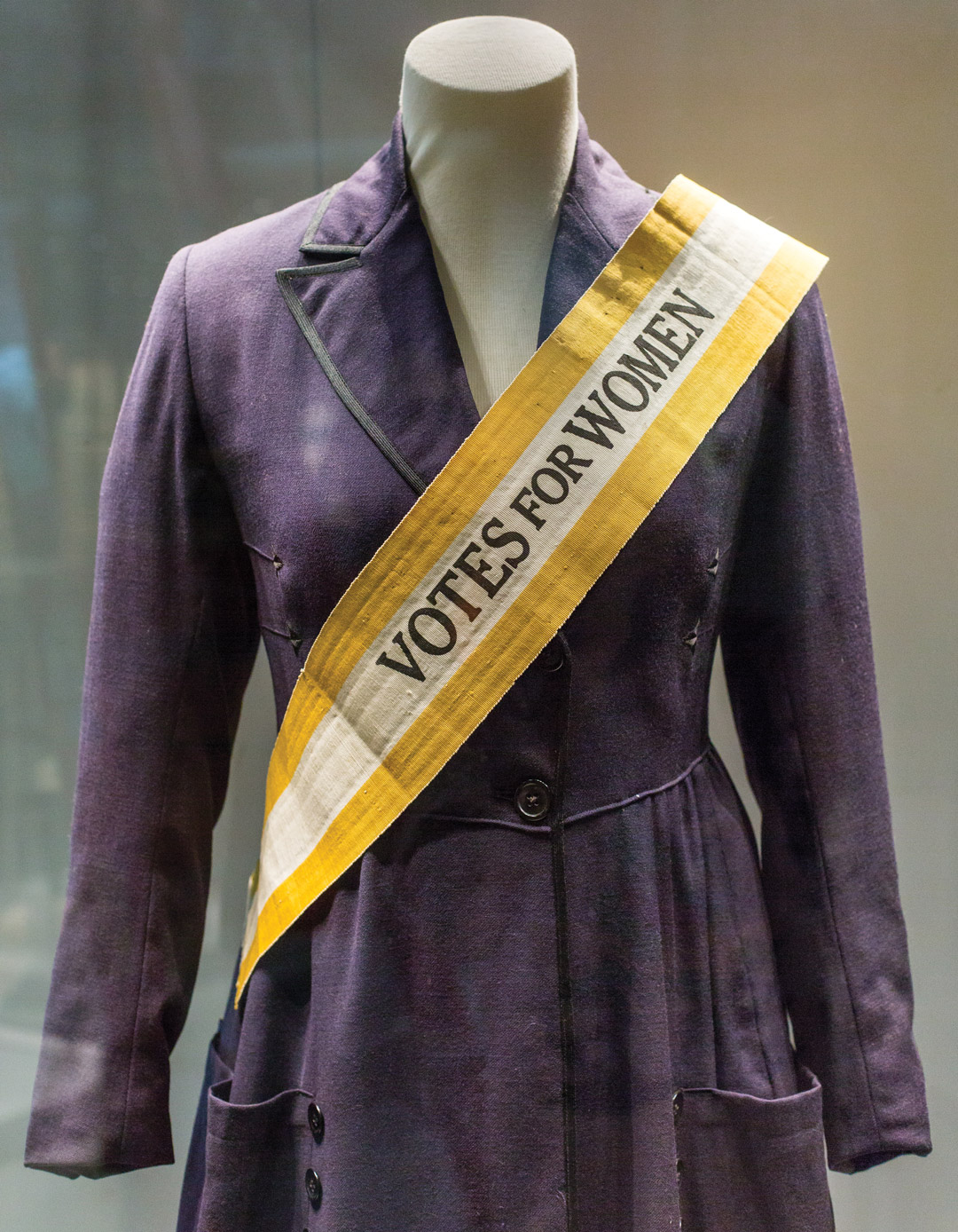 100th Anniversary of Women's Suffrage at Atlanta History Center