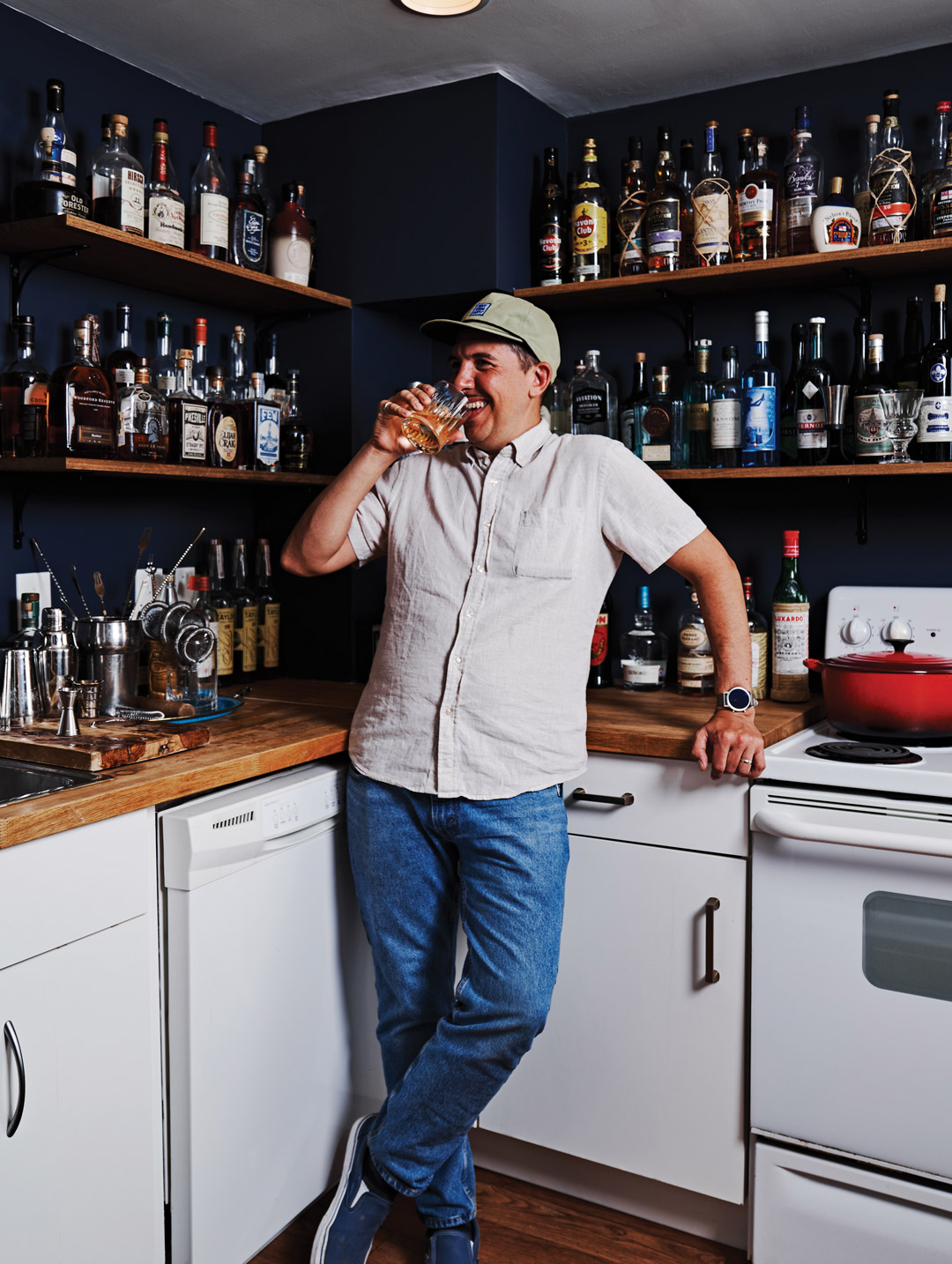 Bar Envy: Miles Macquarrie