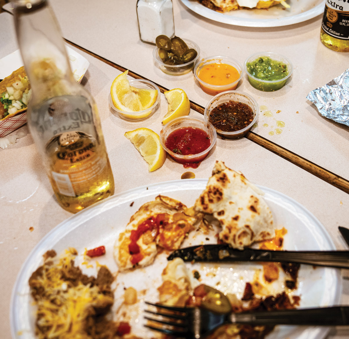 Where to eat past midnight: Mama's Cocina Latina