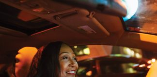 Jackee White, five-star Lyft driver